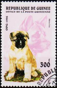 Guinea. 1996 300f  S.G.1700 Fine Used