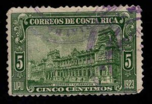 Costa Rica Scott 121 Used  stamp