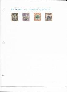 Mozambique Company 1918-1941 Perfs, Cancels & Var. - CAT $5.30 See Scan