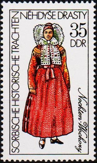Germany(DDR). 1977 35pf  S.G.E1928 Unmounted Mint
