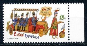 Czechoslovakia #3598 Single MNH