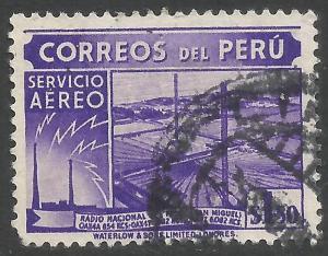 PERU C58 VFU I318