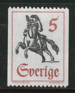 SWEDEN Scott 737 MNH** 1967 Postrider stamp