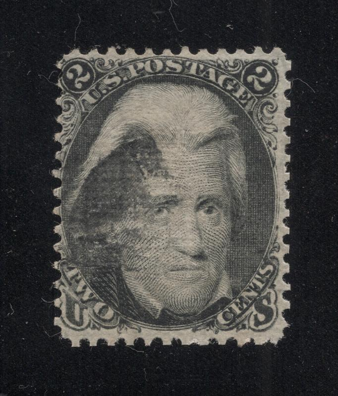 US#85B Black - Z Grill - Cork Cancel