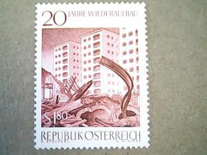 1965  Austria  #742  MNH
