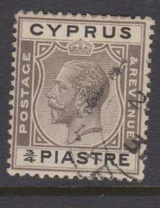Cyprus Sc#93 Used