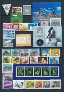 Switzerland 2004 Year set complete  MNH