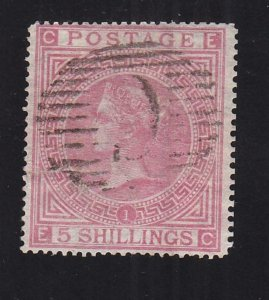Great Britain: Offices in Turkey: Constantinople, Sc #A122, Used (32938)