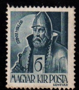 Hungary - #606 Count Miklos Zrinyi - Used