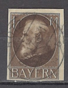 COLLECTION LOT OF #1221 BAVARIA # 130 1916 CV = $16