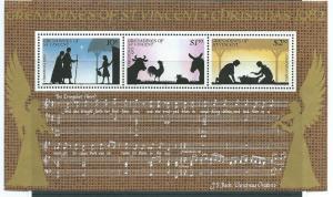 ST. Vincent -Grenadines #265a Souvenir Sheet  (MNH) CV $1.25