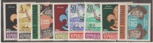 Haiti Scott #491-495//C193-C194-C195 Stamp - Mint NH Set