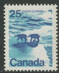 STAMP STATION PERTH Canada #597 Definitive Issue 1976 MNH CV$2.20