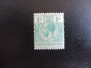 British Honduras #91 Mint Hinged (M7Q1) - Stamp Lives Matter!