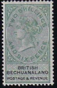 Bechuanaland 1887 SC 18 Mint SC$80