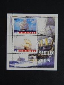 Ships, 3$ Block (R-271)
