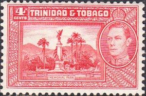 Trinidad & Tobago #53A MH