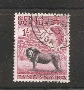 Kenya Uganda Tanganyika - Scott # 112