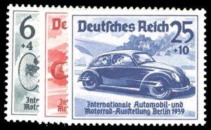 GERMANY B134-36  Mint (ID # 90853)