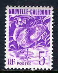New Caledonia; 1991: Sc. # 595: **/MNH Single Stamp