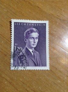 Liechtenstein  #  356A  Used