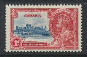 Jamaica  SG 114  - Mint Hinged   see scan and details