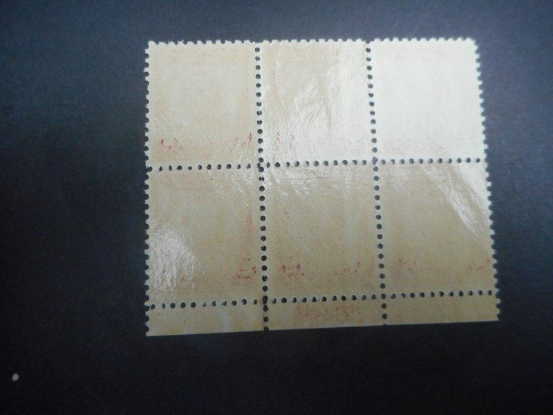 # 690 VFNH Plate Block