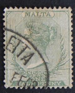 Malta, №9-(28M-1IR)