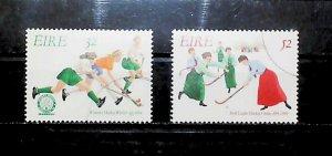 Ireland 1994 Irish English and Dutch Hockey Match Used Full Set A22P20F9044