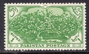 Pakistan 71 Unused Mint Hinged BIN
