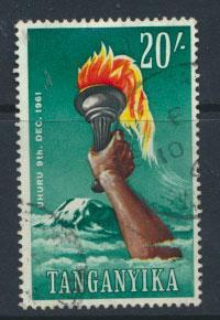 Tanganyika SG 119 Used