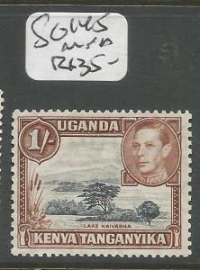 Kenya Uganda & Tanganyika SG 145 P13 x 12 MNH (4eag)