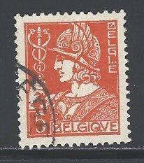 Belgium Sc # 246 used (DDT)