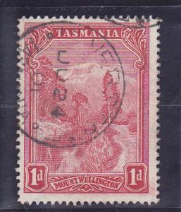 Tasmania  Scott#  87  Used