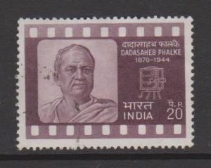 India Sc#541 Used