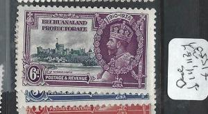BECHUANALAND  (P2903B)     KGV SILVER JUBILEE  SG  111,113-4   MOG