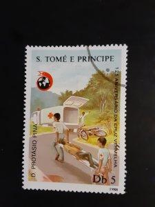 ^St.Thomas & Prince #848b           CTO