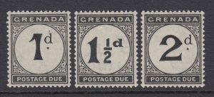 Grenada, Scott J11-J13 (SG D11-D13), MLH