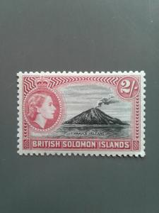 Solomon Islands 101 F-VF MH. Scott $ 13.50