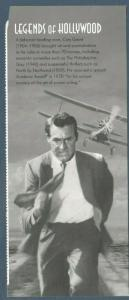 3692 Cary Grant Selvage (No Stamps) Mint Free Shipping