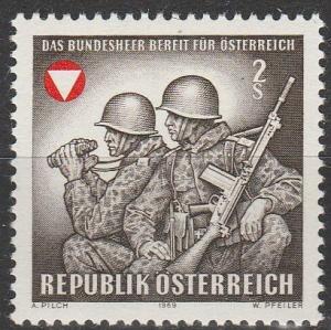 Austria #839  MNH  (S4570)