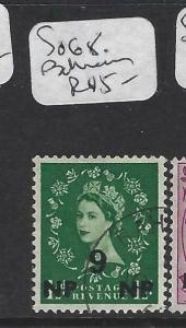 BRITISH PO IN EAST ARABIA (P0903B)  SG 68    CANCEL  BAHRAIN    VFU