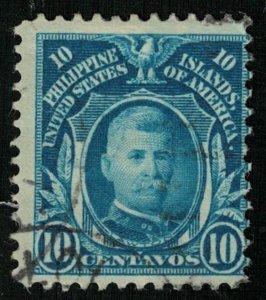 LAWTON, Philippines, 10 centavos (Т-7015)