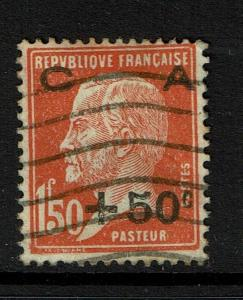 France SC# B26, Used, Shallow Thin -  Lot 060417