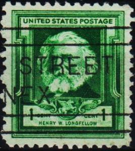 U.S.A. 1940 1c S.G.861 Fine Used