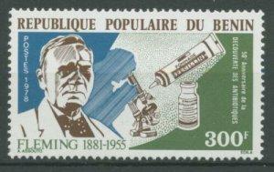 1978 Benin 127 Nobel laureates / Alexander Fleming 5,00 €