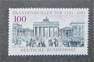 Germany 1622. 1991 Brandenburg Gate, NH
