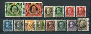 Germany Bayern 1911/14 Accumulation  Used/Unused  3932