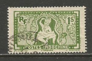 Indo-China  #169  used  (1931)  c.v. $0.65