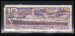 German Democratic Republic Used Very Fine ZA4567